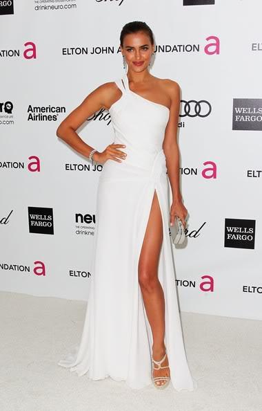 Image result for tan skinned model wearing white cocktail dress